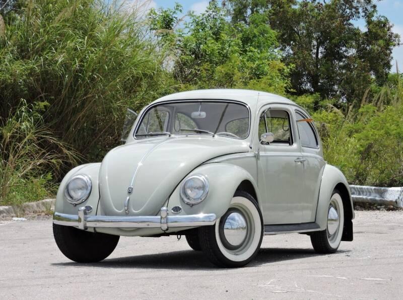 1960 Volkswagen Beetle for sale in Miami, FL