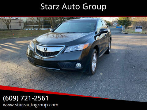 2014 Acura RDX for sale at Starz Auto Group in Delran NJ