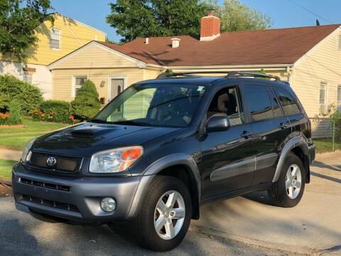 2005 Toyota RAV4 for sale at Reis Motors LLC in Lawrence NY
