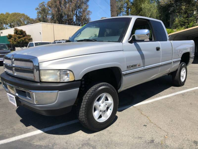 1997 Dodge Ram Pickup 1500 for sale at Martinez Truck and Auto Sales in Martinez CA
