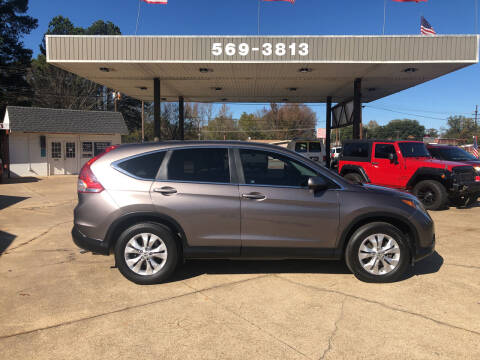 2012 Honda CR-V for sale at BOB SMITH AUTO SALES in Mineola TX