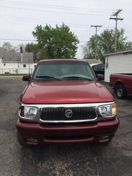 1998 Mercury Mountaineer for sale at Mike Hunter Auto Sales in Terre Haute IN