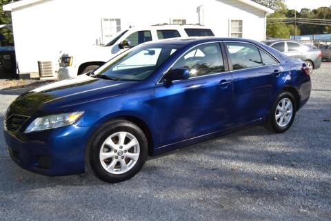 2010 Toyota Camry for sale at Victory Auto Sales in Randleman NC