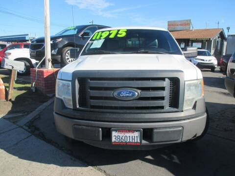 2012 Ford F-150 for sale at Quick Auto Sales in Modesto CA