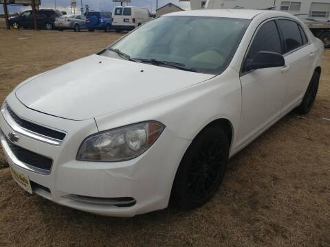 2009 Chevrolet Malibu for sale at Wolf's Auto Inc. in Great Falls MT