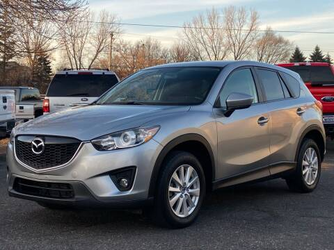 2013 Mazda CX-5 for sale at North Imports LLC in Burnsville MN