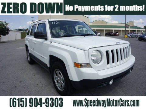 2012 Jeep Patriot for sale at Speedway Motors in Murfreesboro TN