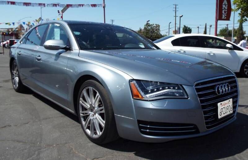 2011 Audi A8 L for sale at 559 Motors in Fresno CA