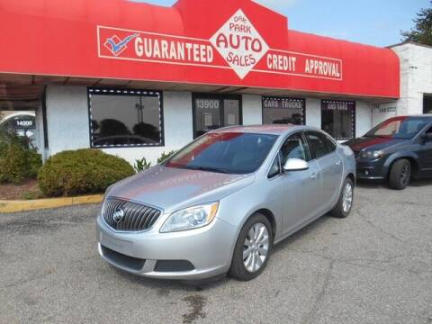 2016 Buick Verano for sale at Oak Park Auto Sales in Oak Park MI