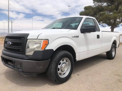 2013 Ford F-150 for sale at Eastside Auto Sales in El Paso TX