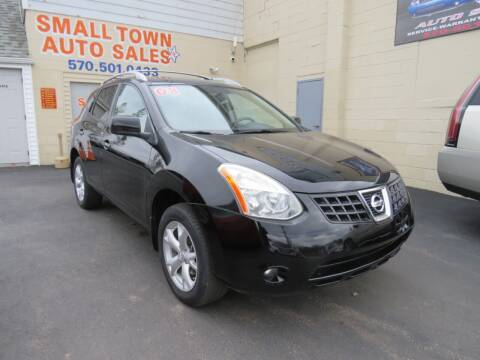 2008 Nissan Rogue for sale at Small Town Auto Sales in Hazleton PA