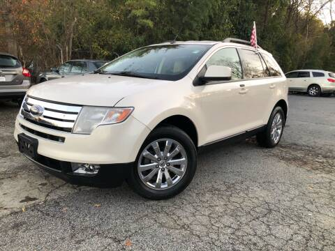 2008 Ford Edge for sale at Atlas Auto Sales in Smyrna GA