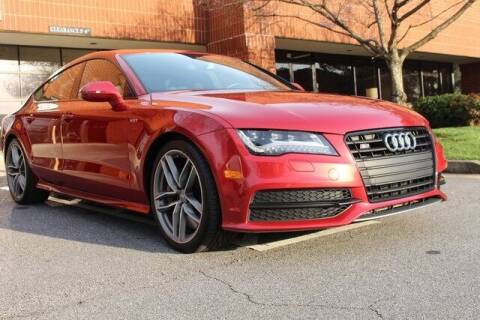 2015 Audi S7 for sale at Team One Motorcars, LLC in Marietta GA