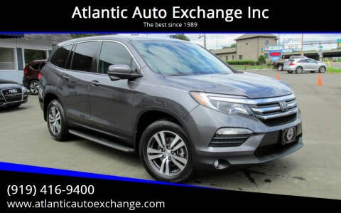 2017 Honda Pilot for sale at Atlantic Auto Exchange Inc in Durham NC