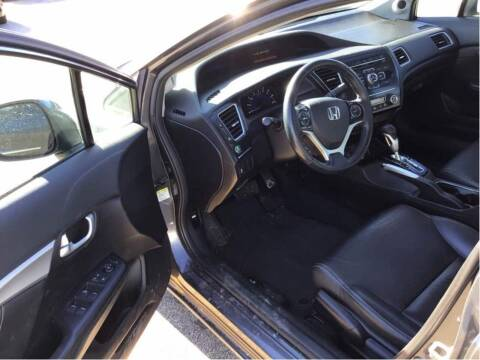 2013 Honda Civic for sale at Welcome Motors LLC in Haverhill MA