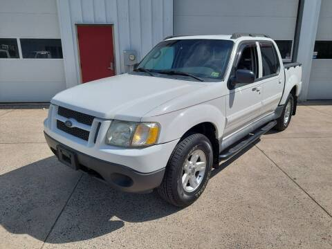 2005 Ford Explorer Sport Trac for sale at Lewin Yount Auto Sales in Winchester VA