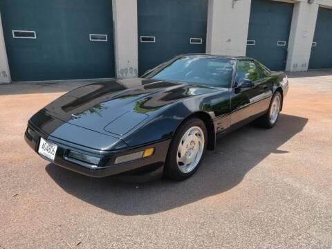 1994 Chevrolet Corvette for sale at Whi-Con Auto Brokers in Shakopee MN