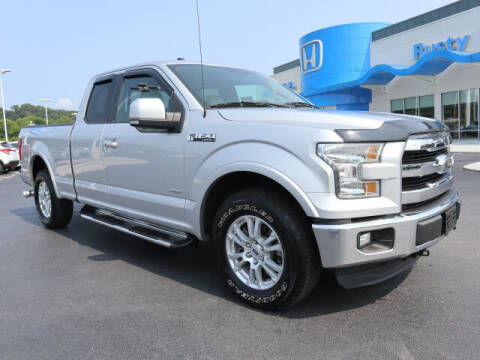 2016 Ford F-150 for sale at RUSTY WALLACE HONDA in Knoxville TN