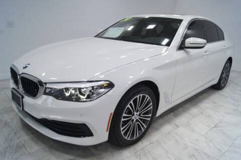2020 BMW 5 Series for sale at Sacramento Luxury Motors in Carmichael CA