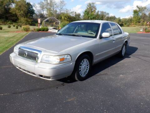 2007 Mercury Grand Marquis for sale at MIKES AUTO CENTER in Lexington OH