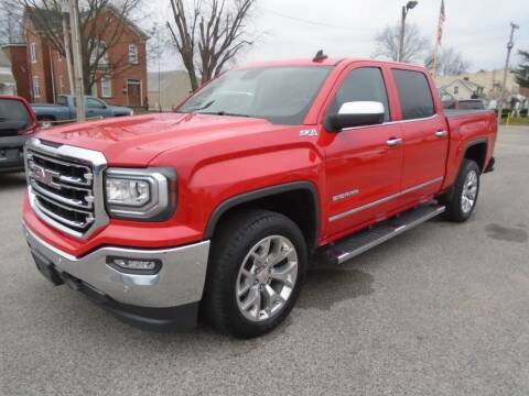 2017 GMC Sierra 1500 for sale at Total Eclipse Auto Sales & Service in Red Bud IL