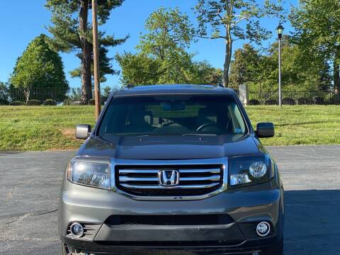 2012 Honda Pilot for sale at Sebar Inc. in Greensboro NC