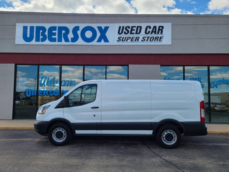 2017 Ford Transit Cargo for sale at Ubersox Used Car Superstore in Monroe WI