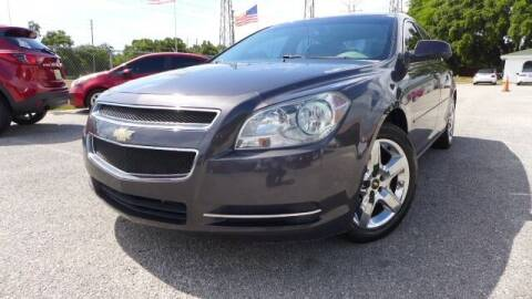 2010 Chevrolet Malibu for sale at Das Autohaus Quality Used Cars in Clearwater FL