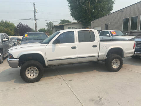 2001 Dodge Dakota for sale at Allstate Auto Sales in Twin Falls ID
