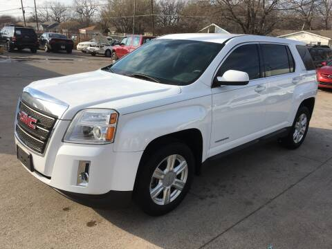 2014 GMC Terrain for sale at GP Auto Group in Grand Prairie TX