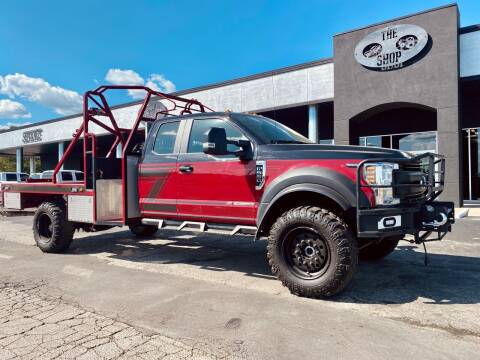 2019 Ford F-550 Super Duty for sale at The Truck Shop in Okemah OK