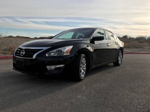 2013 Nissan Altima for sale at Boktor Motors in Las Vegas NV