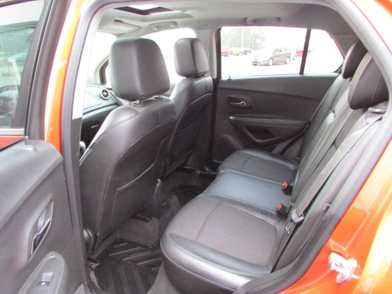 2016 Chevrolet Trax for sale at Brubakers Auto Sales in Myerstown PA