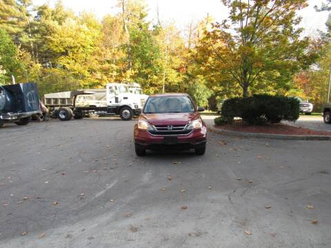 2010 Honda CR-V for sale at Heritage Truck and Auto Inc. in Londonderry NH