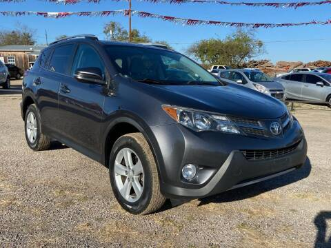 2013 Toyota RAV4 for sale at Collins Auto Sales in Waco TX