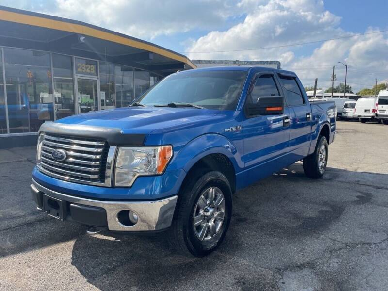 2010 Ford F-150 for sale at Connect Truck and Van Center in Indianapolis IN