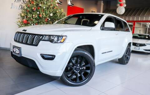 2018 Jeep Grand Cherokee for sale at Quality Auto Center in Springfield NJ