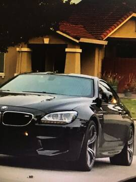 2013 BMW M6 for sale at Joe's Automobile in Vallejo CA