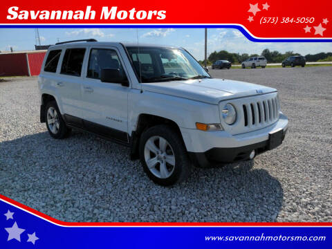 2015 Jeep Patriot for sale at Savannah Motors in Elsberry MO