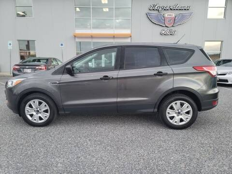 2016 Ford Escape for sale at King Motors featuring Chris Ridenour in Martinsburg WV