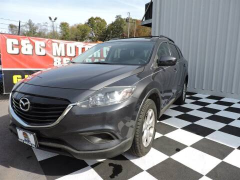 2013 Mazda CX-9 for sale at C & C Motor Co. in Knoxville TN