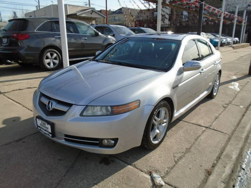 2008 Acura TL for sale at CAR CENTER INC in Chicago IL