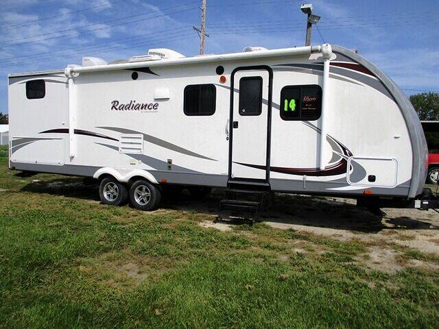 2014 Cruiser RV R21RBIK for sale at Northeast Iowa Auto Sales in Hazleton IA