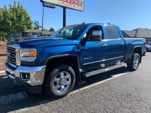 2019 GMC Sierra 3500HD for sale at South Commercial Auto Sales in Salem OR