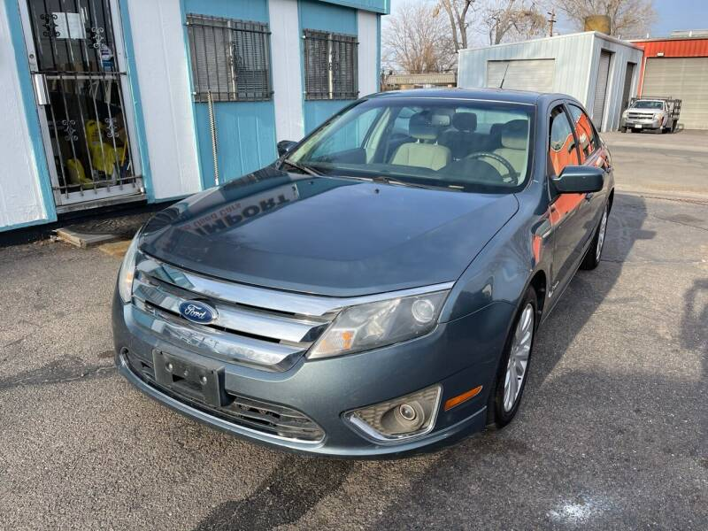 2011 Ford Fusion Hybrid for sale at Accurate Import in Englewood CO