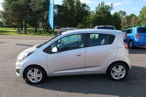2013 Chevrolet Spark for sale at GEG Automotive in Gilbertsville PA