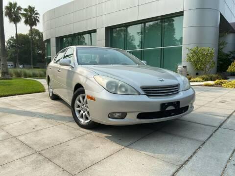 2004 Lexus ES 330 for sale at Top Motors in San Jose CA