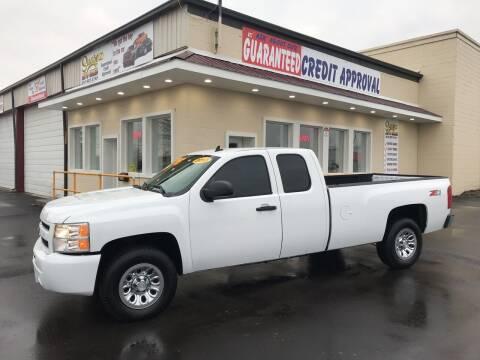 2013 Chevrolet Silverado 1500 for sale at Suarez Auto Sales in Port Huron MI