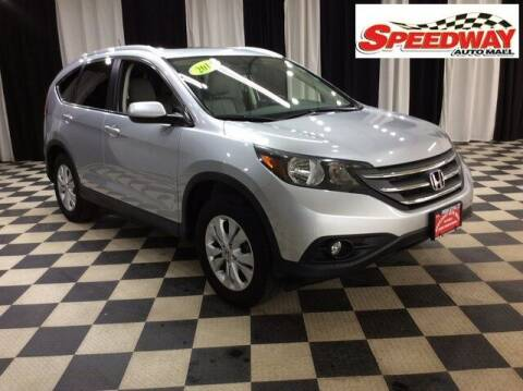 2014 Honda CR-V for sale at SPEEDWAY AUTO MALL INC in Machesney Park IL