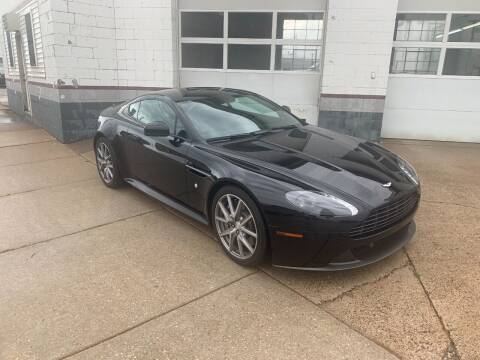 2015 Aston Martin V8 Vantage for sale at AUTOSPORT in La Crosse WI